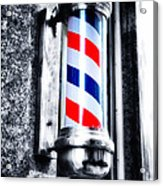The Barber Pole Acrylic Print