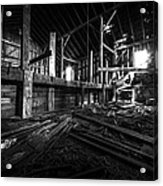The Barn IIi Acrylic Print