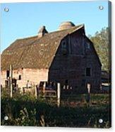 The Barn Iv Acrylic Print
