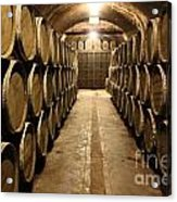 The Barrels Acrylic Print