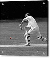 The Batsman Acrylic Print