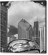 The Bean Chicago Illinois Acrylic Print