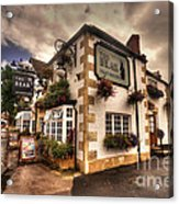 The Bear Inn  Acrylic Print