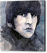 The Beatles Ringo Starr Acrylic Print