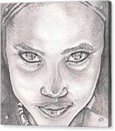 The Beauty Of Ethiopia Acrylic Print