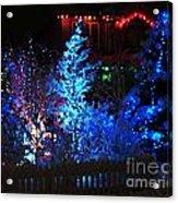 The Beauty Of Winter II Acrylic Print