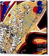 The Berlin Wall 4 Acrylic Print