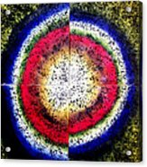 The Birth Of Circle Acrylic Print
