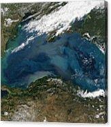 The Black Sea In Eastern Russia Acrylic Print