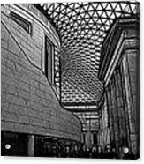 The British Museum I Acrylic Print