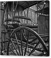 The Buggy Barn Acrylic Print