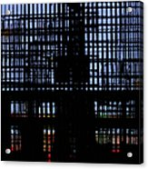The Cage Acrylic Print