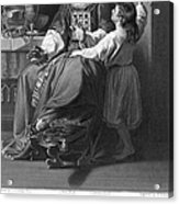 The Calling Of Samuel Acrylic Print