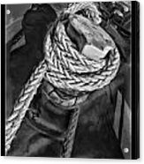 The Captain Knot Acrylic Print