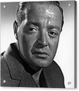 The Chase, Peter Lorre, 1946 Acrylic Print