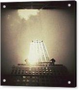 The Chrysler Building - New York City Acrylic Print