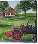 The Clemens Farm Acrylic Print