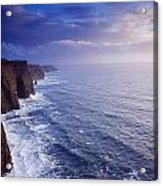 The Cliffs Of Moher, County Clare Acrylic Print