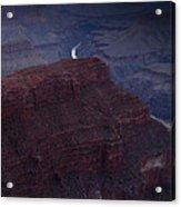 The Colorado River At Hopi Point Acrylic Print