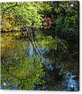 The Colors Of Spring Acrylic Print