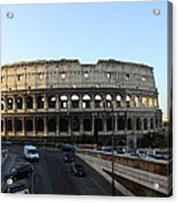 The Colosseum in Rome Acrylic Print