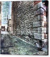 The Corner Redux Acrylic Print