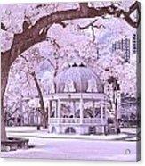 The Coronation Pavilion Acrylic Print