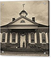 The Courthouse Acrylic Print