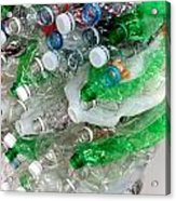The Cycle Of Recycling II Acrylic Print