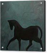 The Dancing Mare Acrylic Print