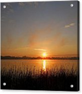 The Day Begins ... Acrylic Print