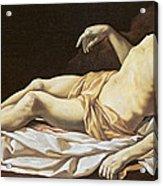 The Dead Christ Acrylic Print