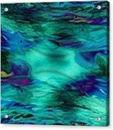 The Deep End Of The Ocean Acrylic Print