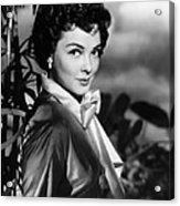 The Desert Song, Kathryn Grayson, 1953 Acrylic Print by Everett