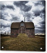 The Devil In Me Said Go Down To The Shed.... Acrylic Print by Russell Styles