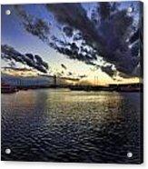 The Dockyard V3 Acrylic Print