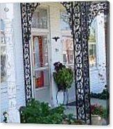 The Door's Unlock Acrylic Print