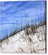 The Dune's Of Atlantic Beach Nc Acrylic Print