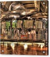 The Dymaxion House Dearborn Mi Acrylic Print