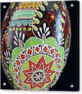 The Egg Acrylic Print