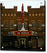 The El Raton Acrylic Print