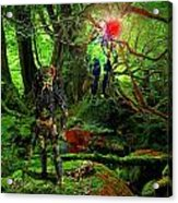 The Elders Acrylic Print