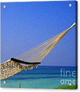 The Emerald Coast Acrylic Print by Thomas R Fletcher