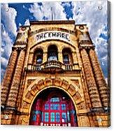 The Empire Theatre Acrylic Print