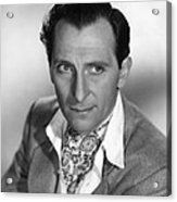The End Of The Affair, Peter Cushing Acrylic Print by Everett