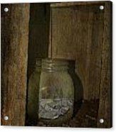 The Endless Jar  Acrylic Print by Empty Wall