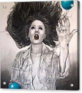 The Entertainer Acrylic Print