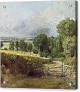 The Entrance To Fen Lane By Constable John Acrylic Print by John Constable