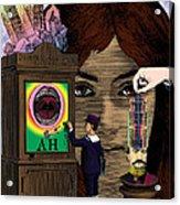 The Exchange Acrylic Print