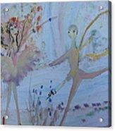 The Fairy Tale Ballet Acrylic Print